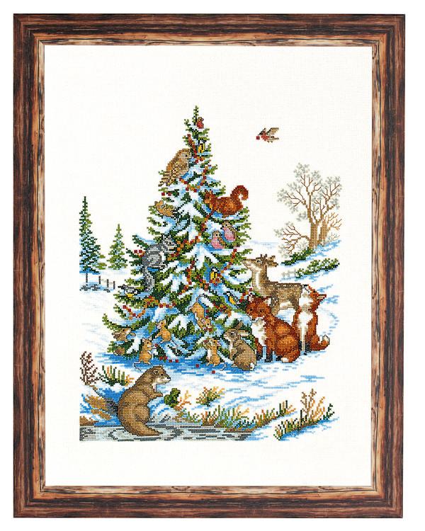 Billede Dyrenes jul
