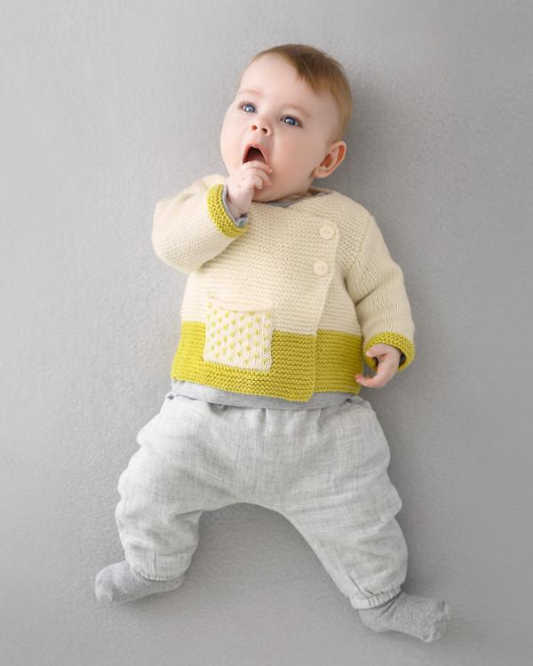 Vauvan neuletakki