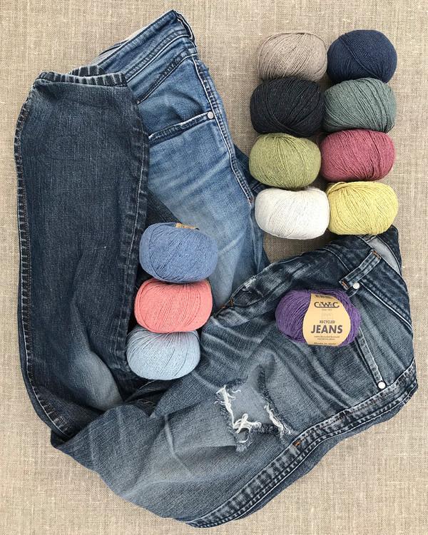 Garn Jeans