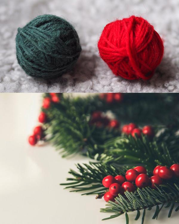 Garnpakke Järbo Knit-Along Julesokken