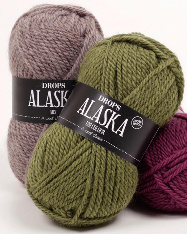 Garn Drops Alaska