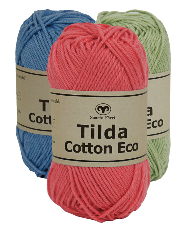 Garn Tilda Cotton Eco