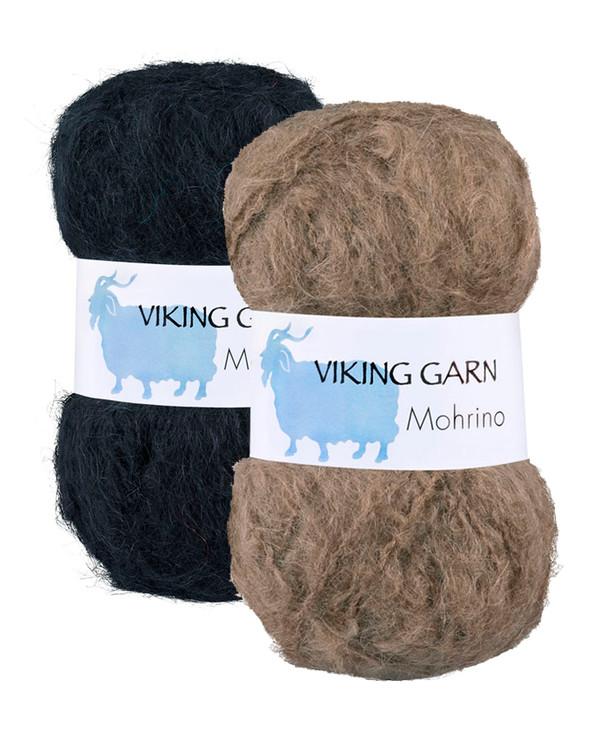 Garn Viking Mohrino
