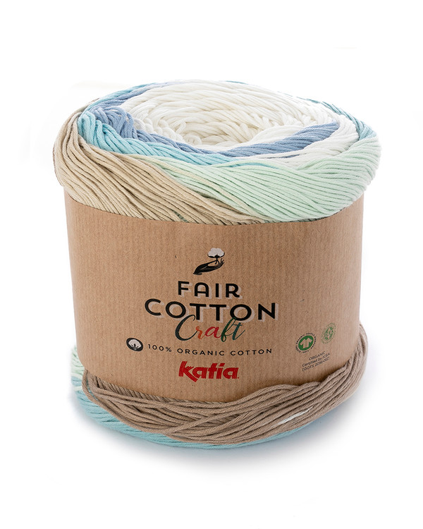 Garn Fair Cotton Craft
