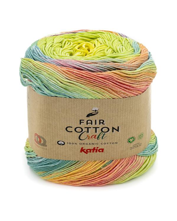 Garn Fair Cotton Craft