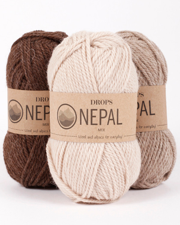 Garn Drops Nepal