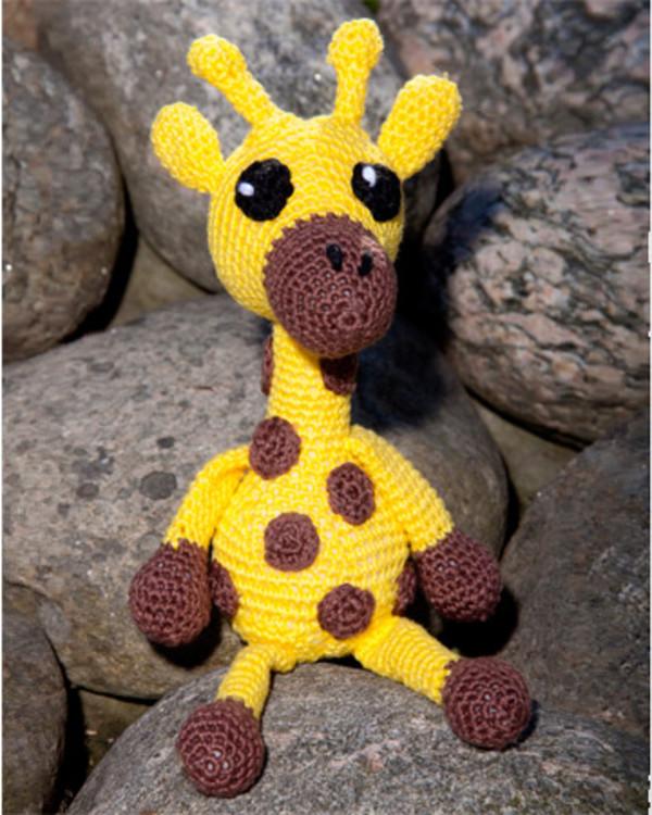 Beskrivning Giraff
