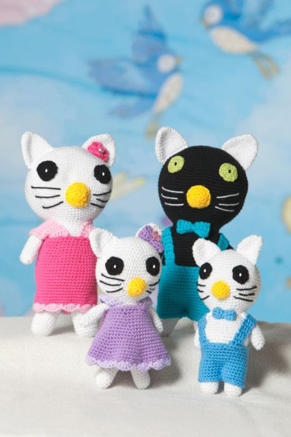 Kattefamilie