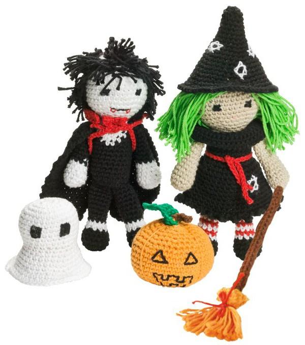 Halloweendockor
