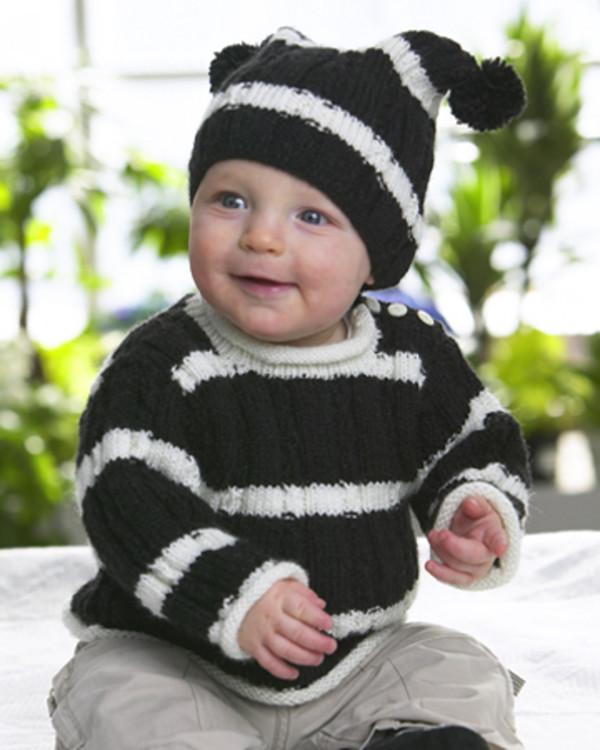 Anleitung Pullover/mütze