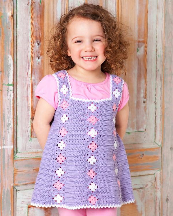Beskriving Barnklänning och dockklänning
