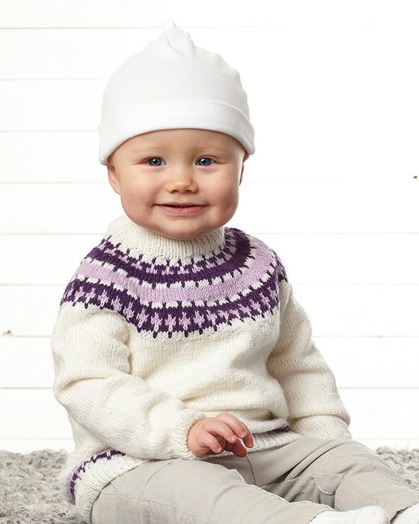 Babygenser med bærestykke