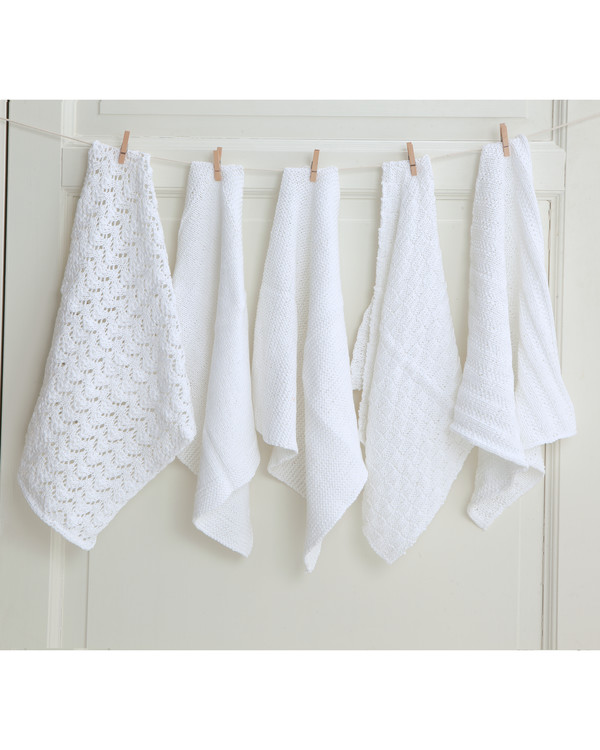 Disktrasa och handduk