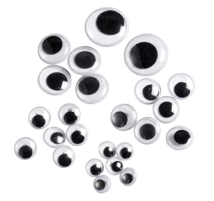 Silmät 8-20 mm 24 osaa