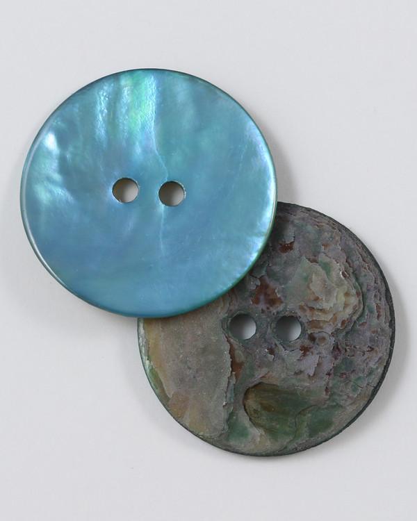 Nappi Helmi sininen