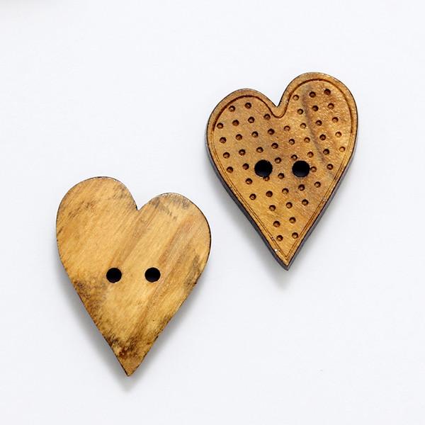 Knapp trä Hjärta
