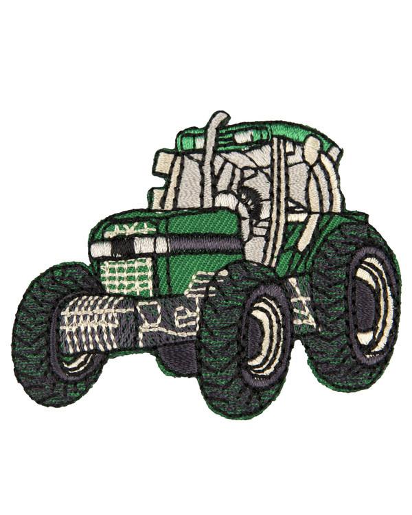 Tygmärke Traktor