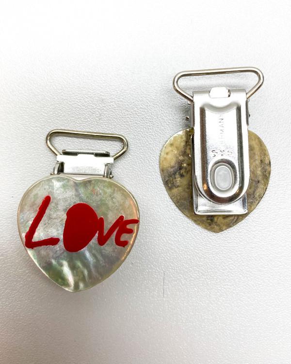 Clip Love 18 mm