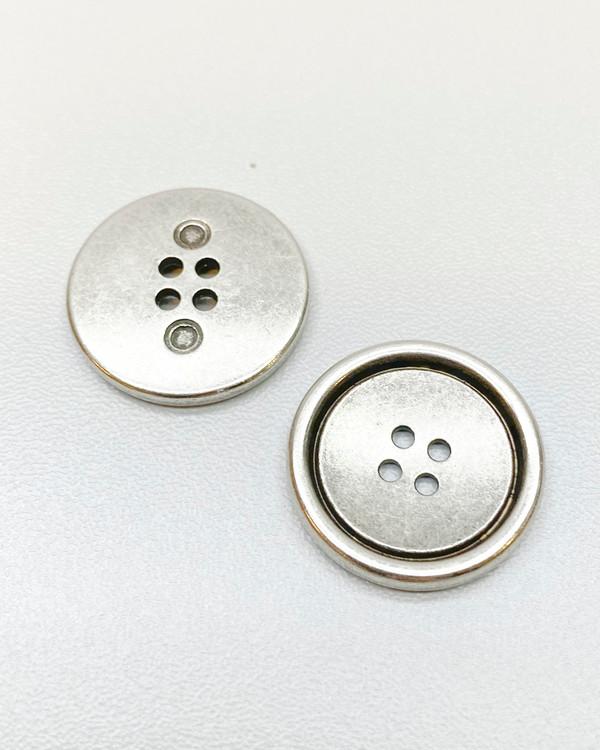 Knapp 22 mm silver