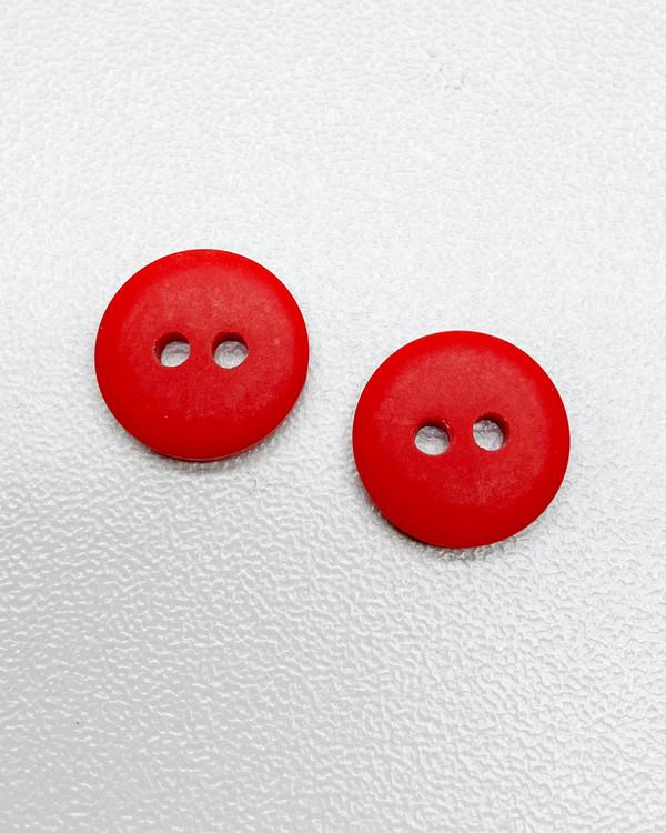 Knapp 12 mm röd
