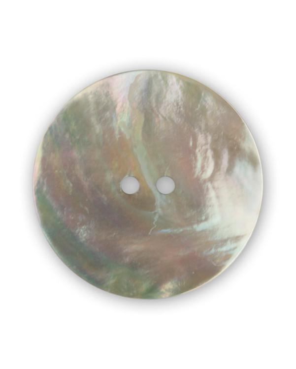 Perlemor knapp 30 mm