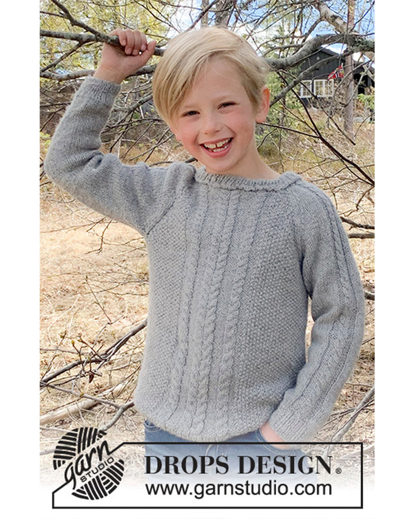 Børnesweater