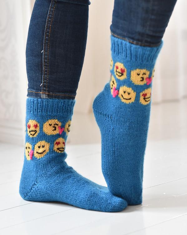 Emoji Sockor