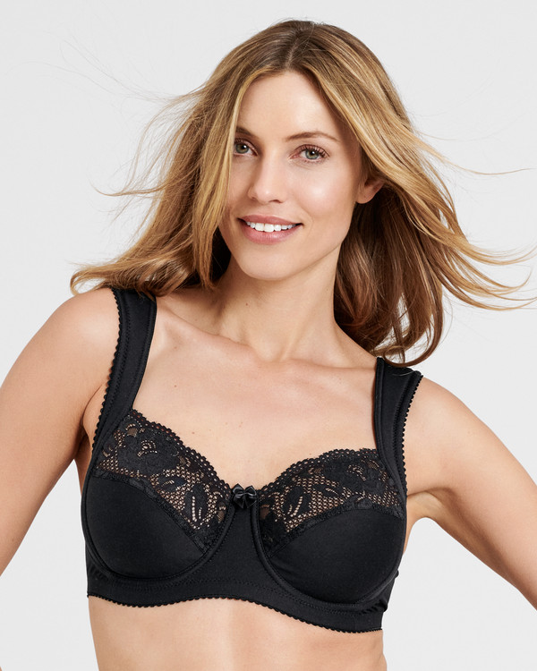 Bygel-bh Lace Support