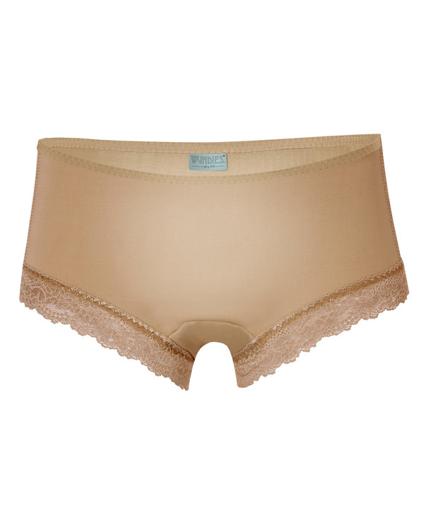 Wundies Inkontinens Midi Lace truse 80 ml