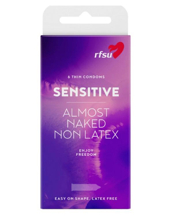 Sensitive 6 stk