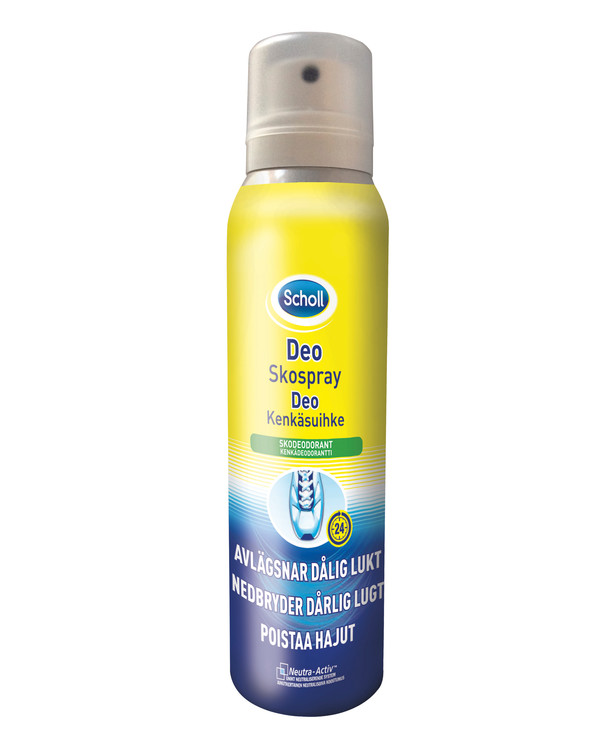 Scholl Fresh Step Shoe Spray