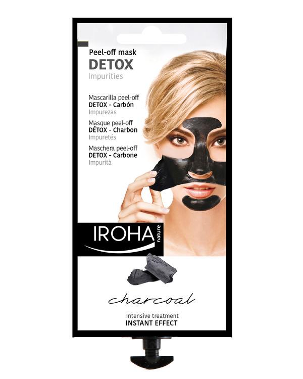 Peel-off maske DETOX  mot hudormer