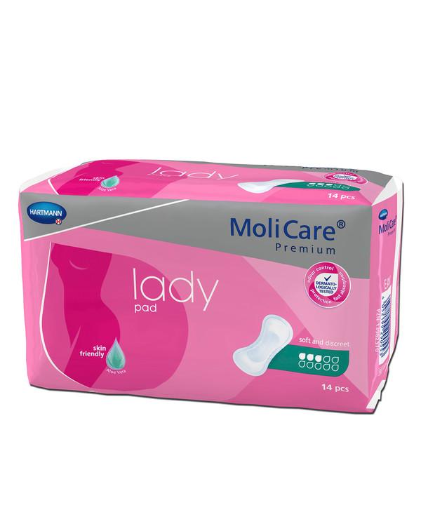 MoliCare Premium lady pads 3 pisara