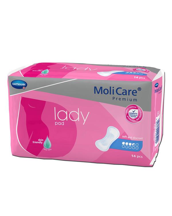 MoliCare Premium lady pads 3,5 droppar