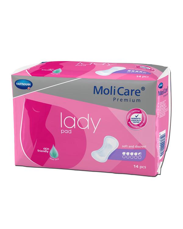 MoliCare Premium lady pads 4,5 droppar