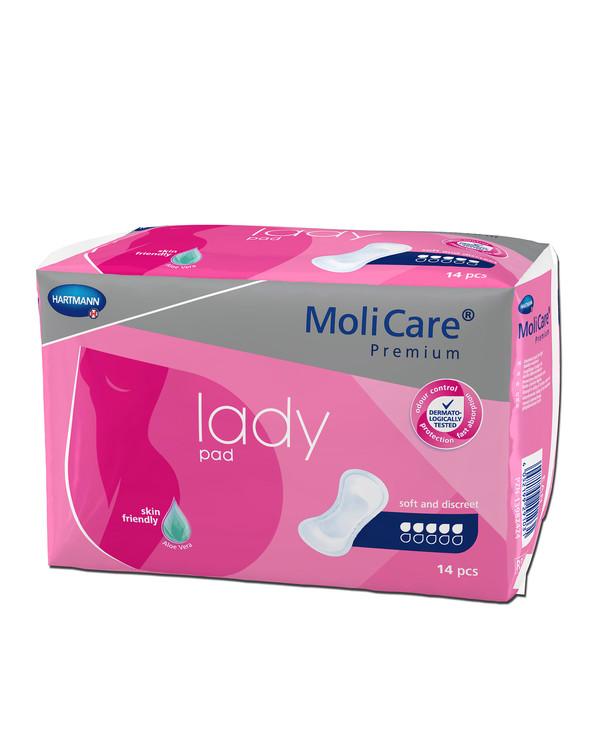 MoliCare Premium lady pads 5 droppar