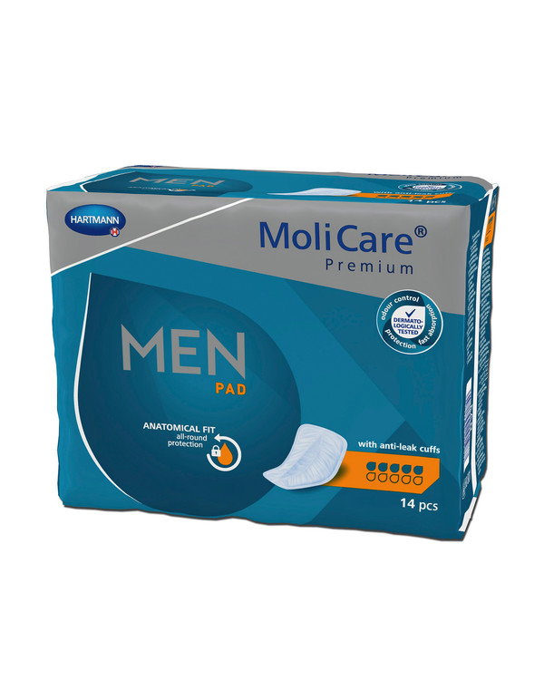 MoliCare Premium Men Pads 5 dråper