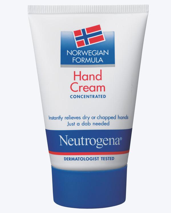 Norwegian Formula Hand Cream parfymerad