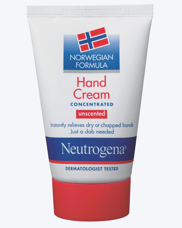 Norwegian Formula Hand Cream oparfymerad