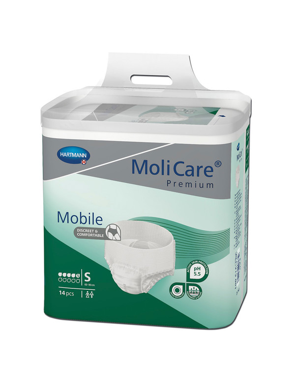 MoliCare Premium mobile 5 droppar
