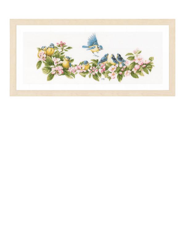 Bild Blütenzweig
