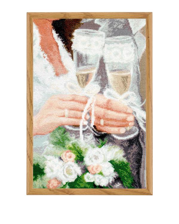 Bild Hochzeitsprost