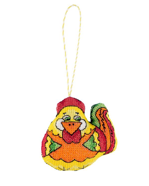 Påske-deko hane