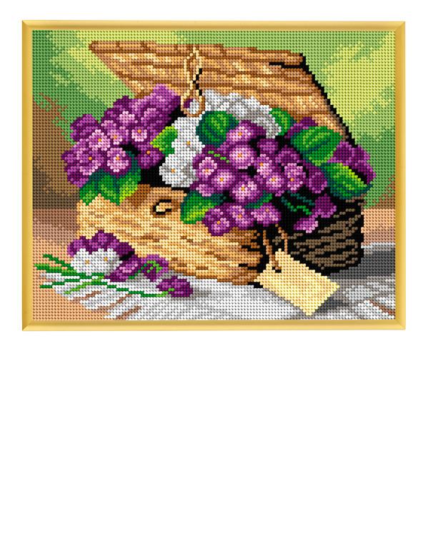 Stramei Kurv med fioler