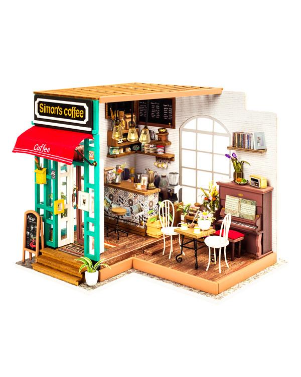 Miniatyyrihuone Kahvila