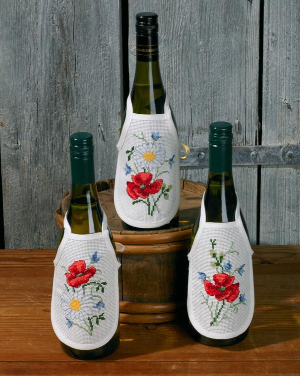 Flaskeforklæder Sommer 3-pak