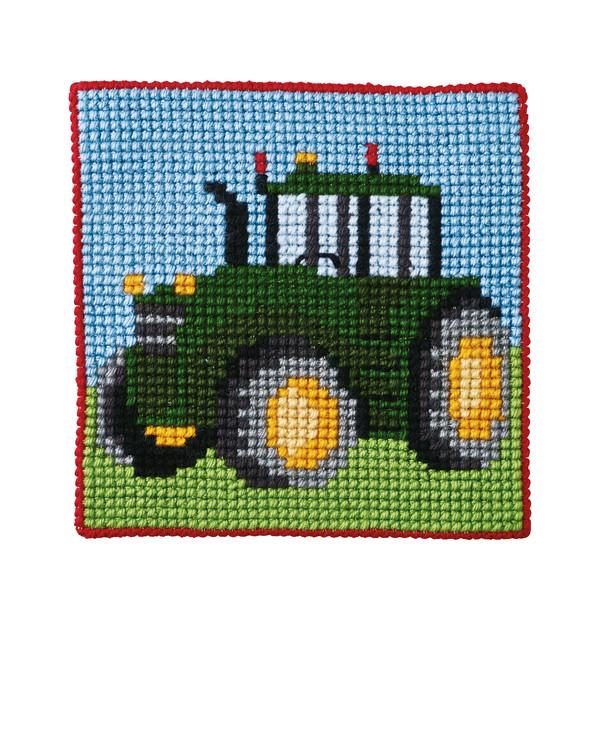 Broderikit Stramaljtavla Traktor