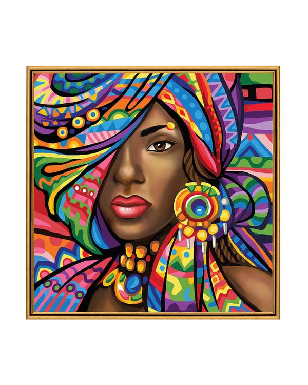 Diamond painting Ghana