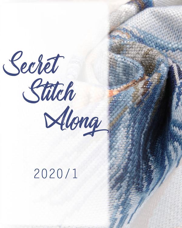 Broderikit Secret stitch along 2020