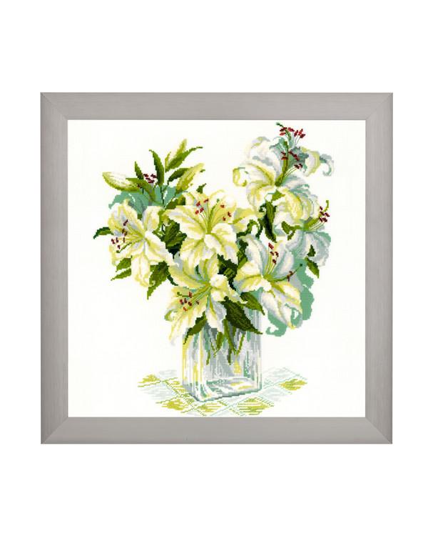 Bild Weiße Lilien